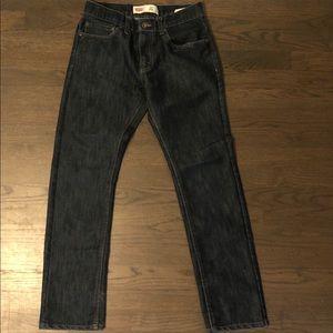 Levi's 511 Slim, size 28x28, 16 Reg, like new!